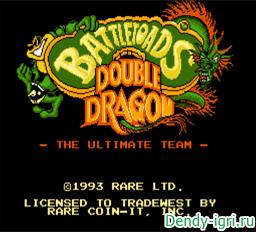Боевые жабы и Двойной дракон денди