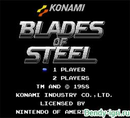 Скачать игру на Денди Blades Of Steel - картинка 3