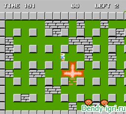 Bomberman денди