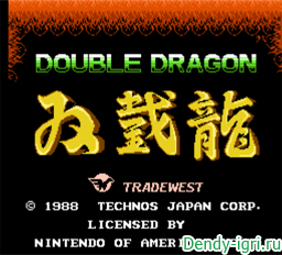���� ����� ������� ������ / Double Dragon