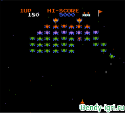Galaxian денди
