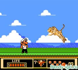 Супер Марио 10 Кунг-фу / Super Mario 10 Kung Fu