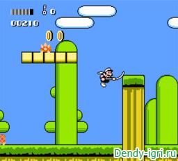 Super Mario 14 денди
