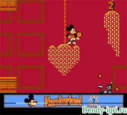 Приключения Микки в Числяндии / Mickeys Adventures in Numberland