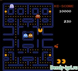 Pac-Man денди
