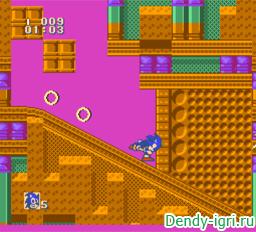 Соник 3D Взрыв 5 / Sonic 3D Blast 5