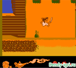 Super Aladdin денди