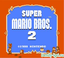 Супер Марио - Продолжение приключений денди