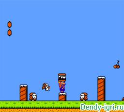 Супер Марио - Продолжение приключений / Super Mario Bros. 2