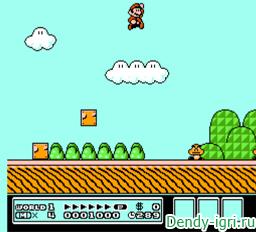 Super Mario Bros. 3 денди