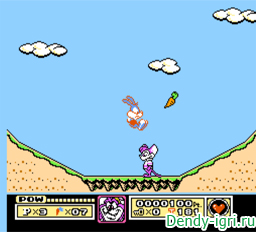 Tiny Toon Adventures денди