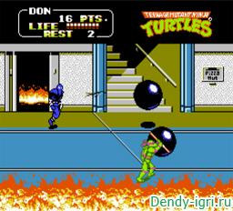 Черепашки нинзя 2 / Teenage Mutant Ninja Turtles 2