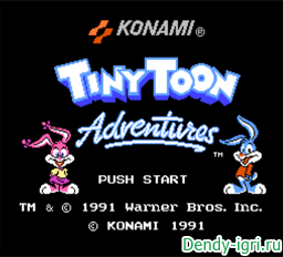 ������ ����� ���� ����������� ���� ���� / Tiny Toon Adventures